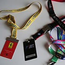 Lanyards Collarini Porta Badge