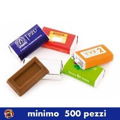 Cioccolatino Al Latte 5 gr.