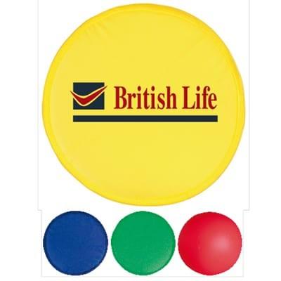 Frisbee pieghevole in poliestere
