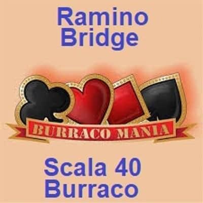 Carte da Ramino - Burraco