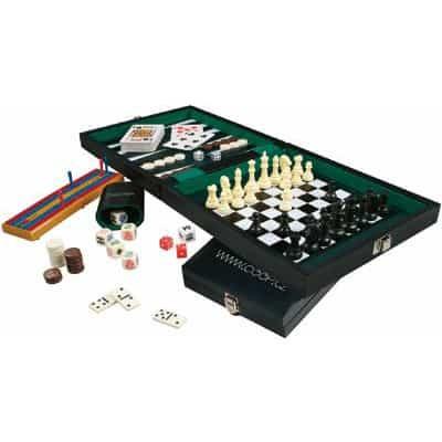 Set 6 giochi in legno