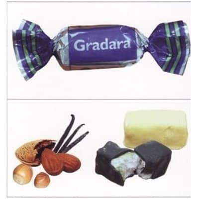 Torroncini cioccolato