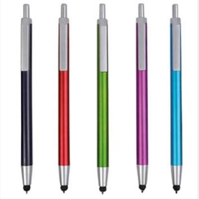 Penna a scatto in plastica