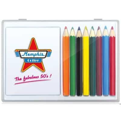 Set matite/blocco disegni