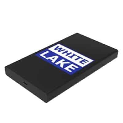 White Lake Pro External HDD