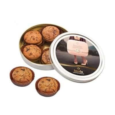 American Cookies Tin