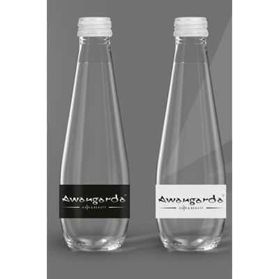 30 CL bottiglia di sorgente alpina d'alta quota