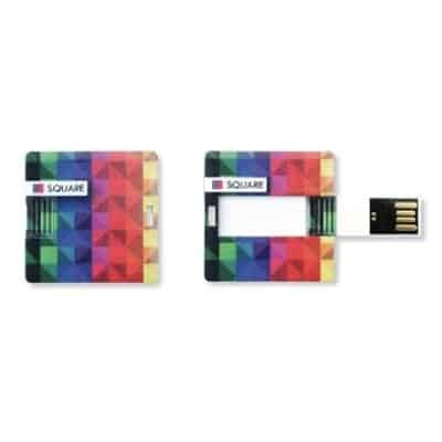 USB square Card