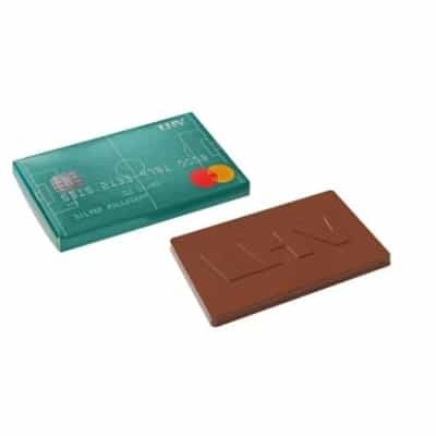 Choco Card 20 gr.