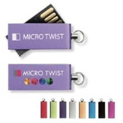 USB micro twist