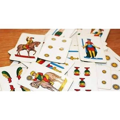 Carte da gioco Regionali Napoletane