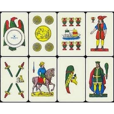 Carte da gioco Regionali Siciliane