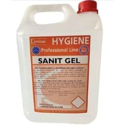 Gel Igienizzante Lavamani | tanica da 5 LT