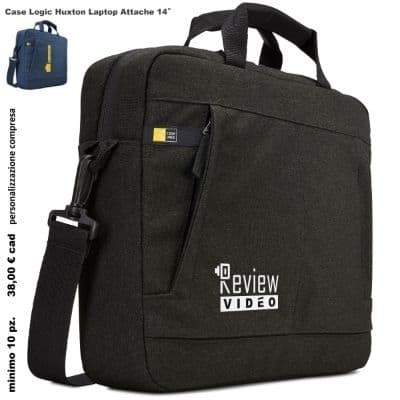 Case Logic Huxton Laptop Attache 14