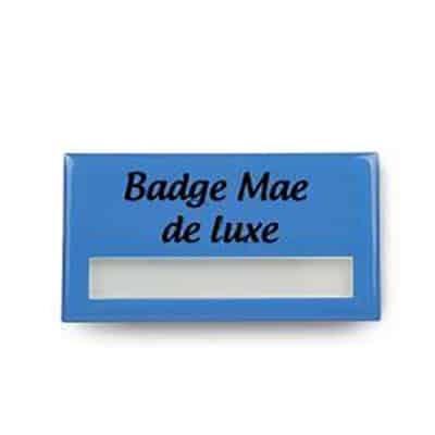 Badge istituzionali nominativi