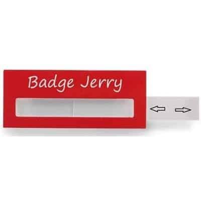 Badge nomination Jerry