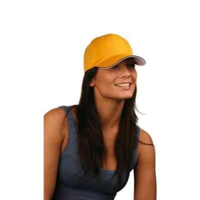 Cappellino baseball 5 pannelli
