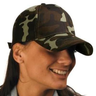 Cappellino baseball mimetico