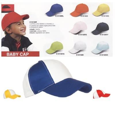 Cappellino per bambino