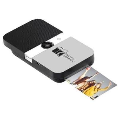 Kodak Smile Instant Print Digital Camera