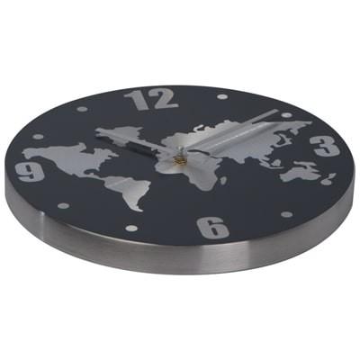Orologio da parete in alluminio