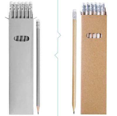 PD578 Arkè scatola 6 matite eco