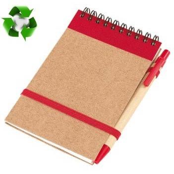 Block Notes con penna PE10016