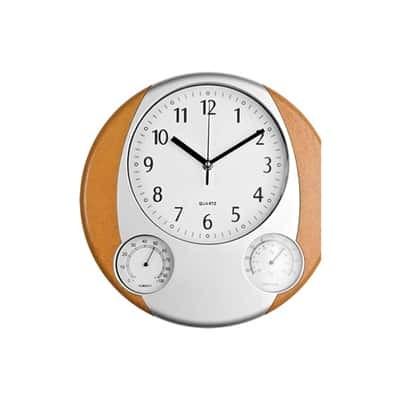 Orologio con Igrometro e Termometro