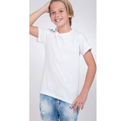 T-Shirt JUNIOR WHITE