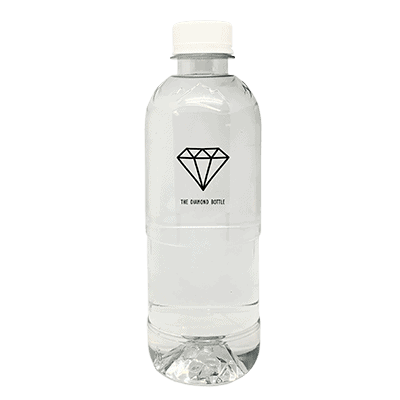 Diamond bottle direct print 37 CL