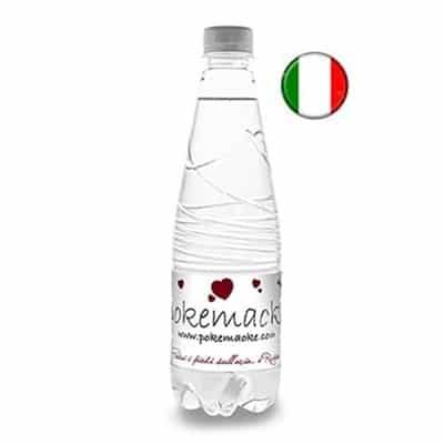 500 ml da sorgenti italiane Lux
