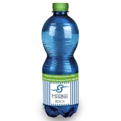 50 cl di purissima acqua minerale Italiana naturale o gassata