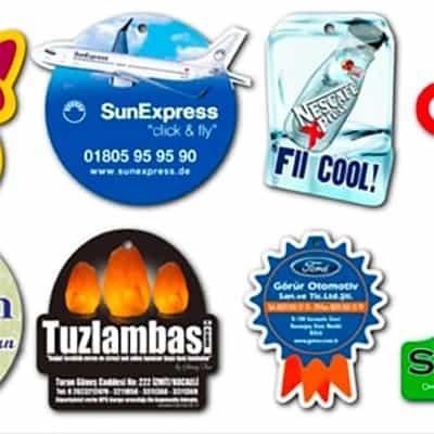 Deodoranti per Auto Personalizzati - BestPromotion