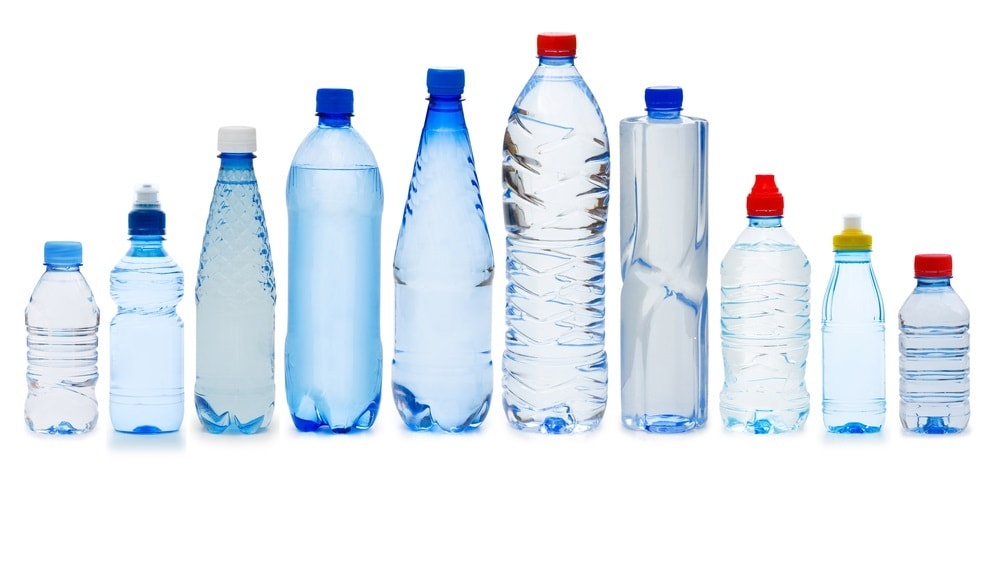 Bottiglie completamente personalizzate