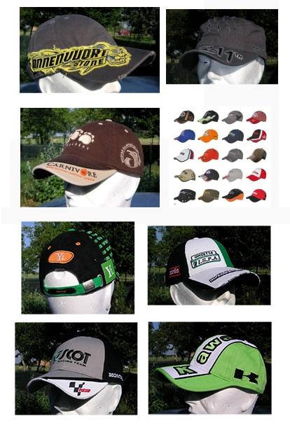 Creazione cappellini personalizzati