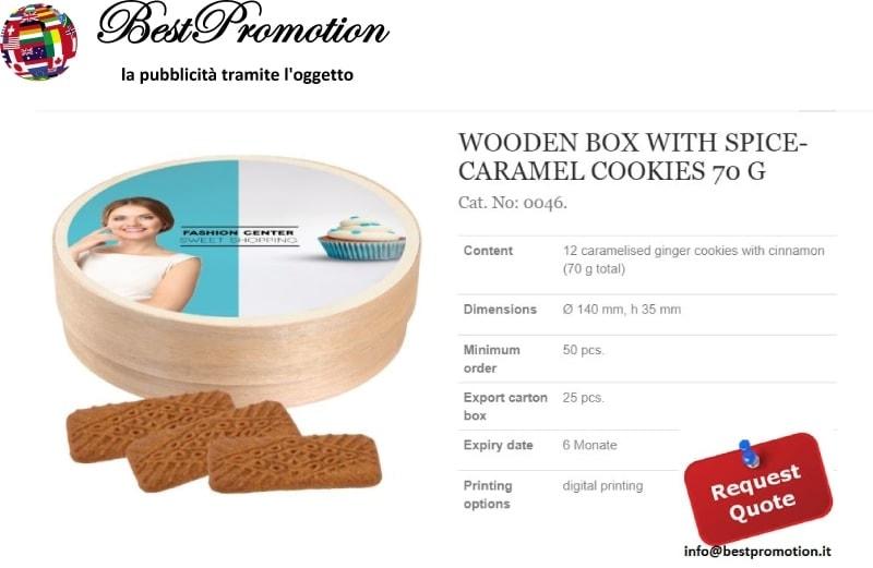 Woden Box Cookies