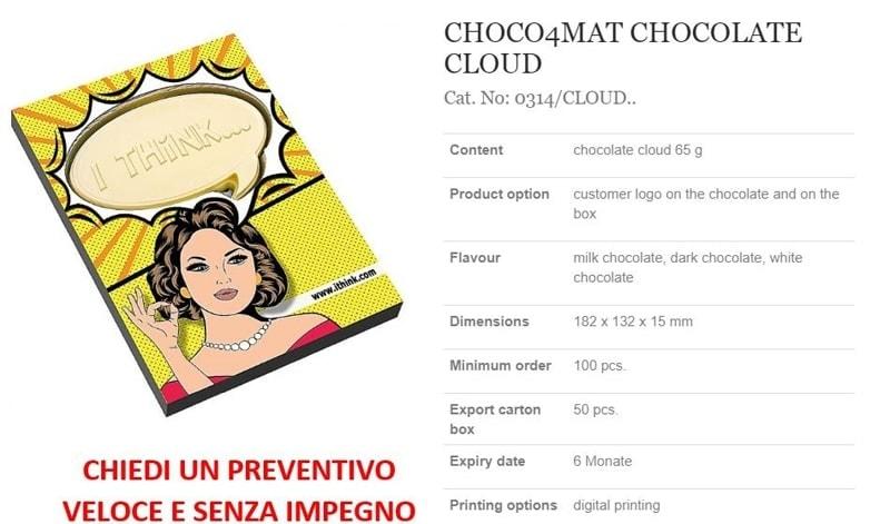Choco4Mat Chocolate Cloud