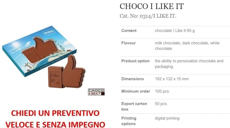 Choco I like it