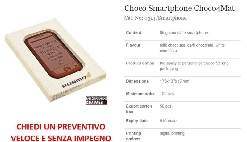 Choco Smartphone Choco4Mat