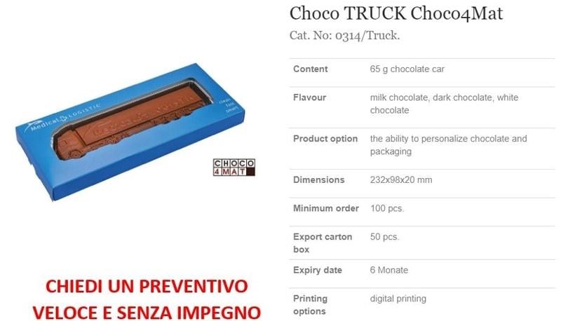 Choco TRUCK Choco4Mat