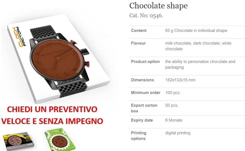 Chocolate Shape