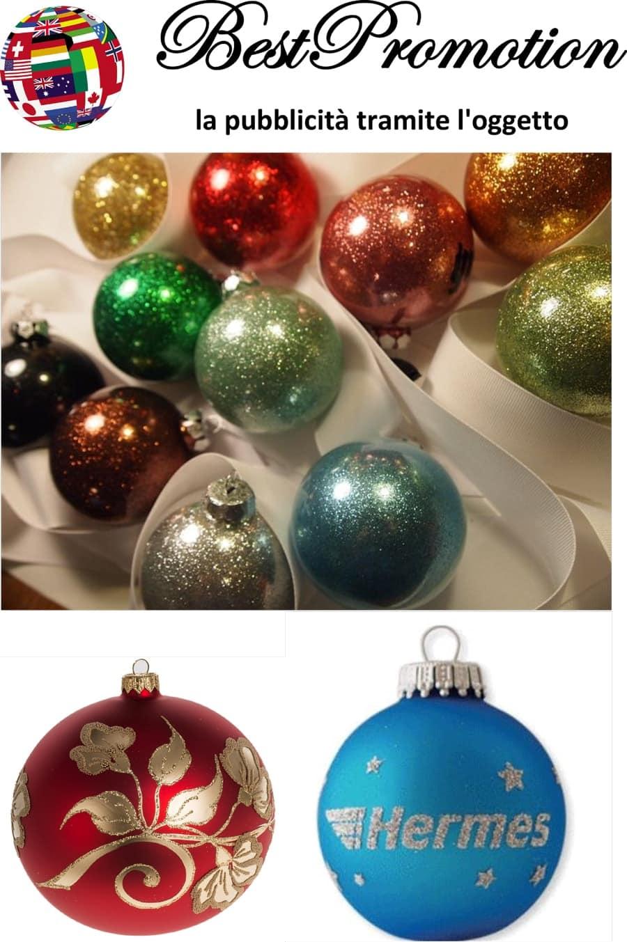 Palline Special Natale Personalizzate