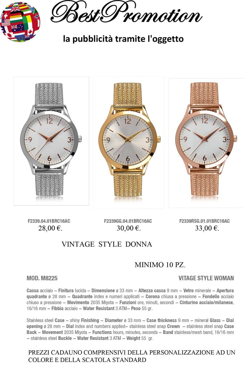 Orologio da donna personalizzato