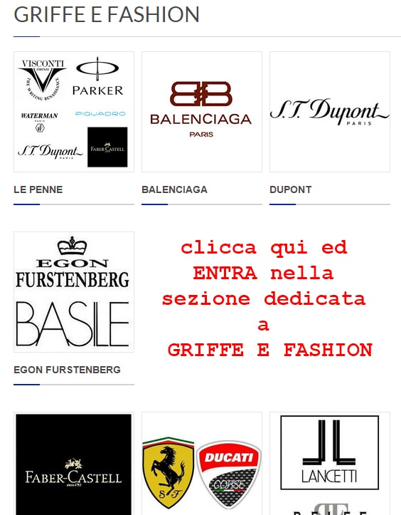 Griffe e Fashion per Natale