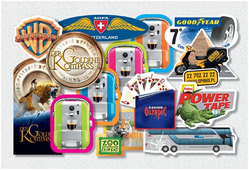 Magneti Metallo Promozionali