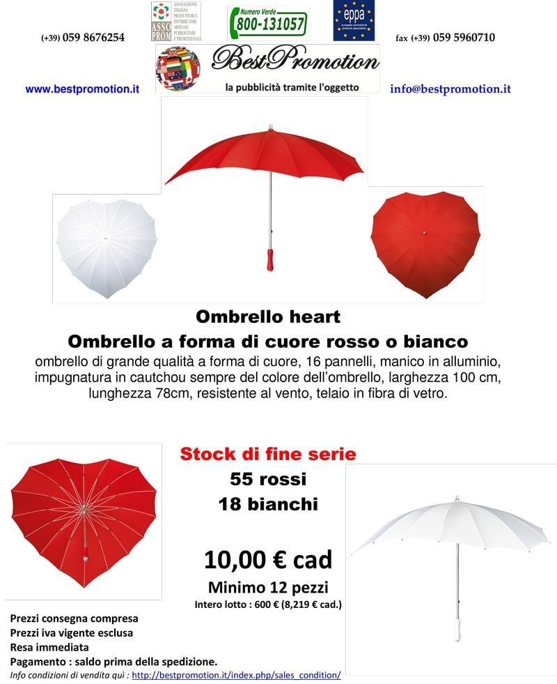 ombrello personalizzato in offerta