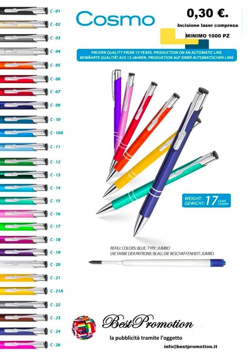 penna personalizzata